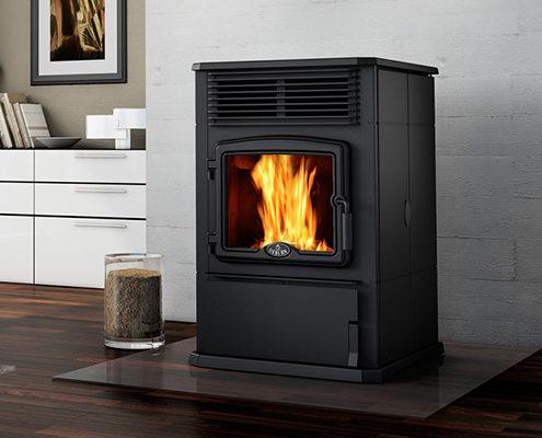 Por qué tener una estufa de biomasa