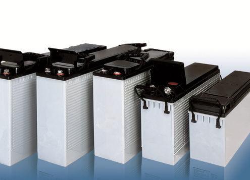 batería fotovoltaica para un kit solar