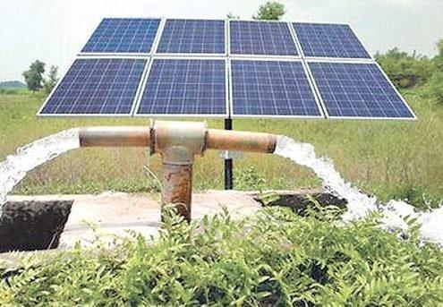 Kit de bombeo solar de Intesur