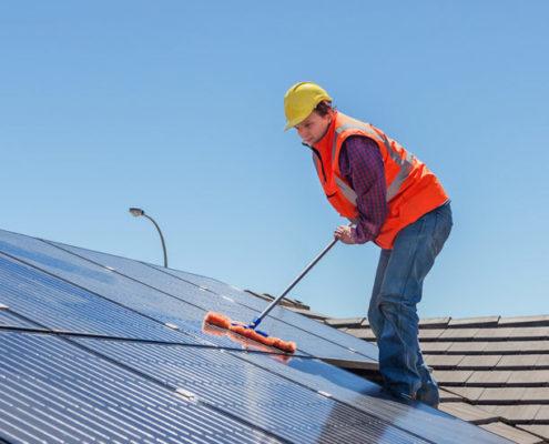 Los mejores consejos para mantener y limpiar las placas solares